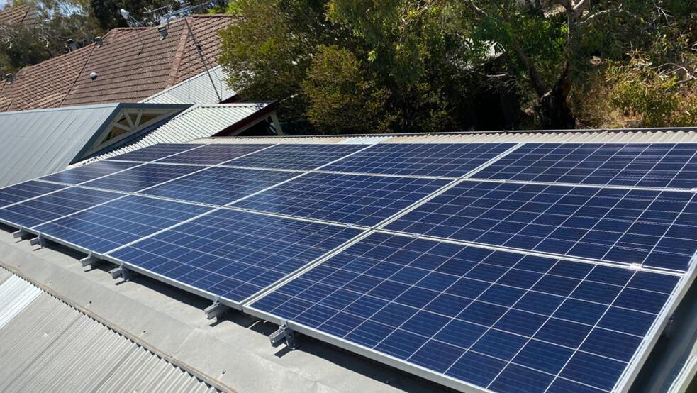 Residential Solar Kirsten Harvey P4B Solar Adelaide