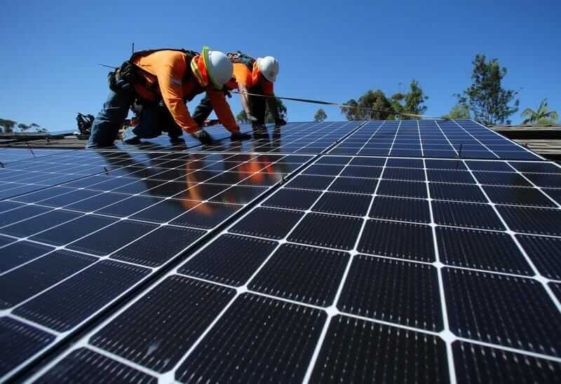 Solar Installation Rooftop Commercial Residential Adelaide