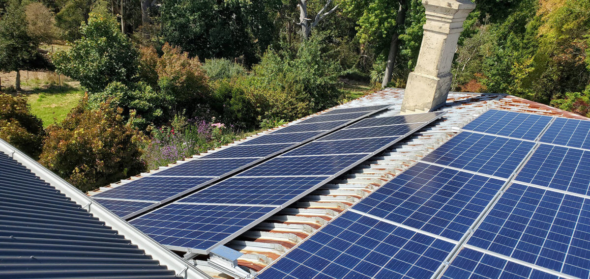 Residential Solar Install - Crafers Adelaide