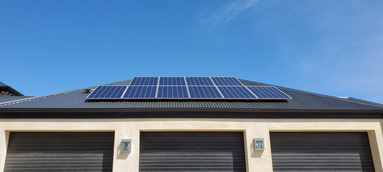 Residential Solar Installation - Battery Installation - Crafers Adelaide - P4B Solar