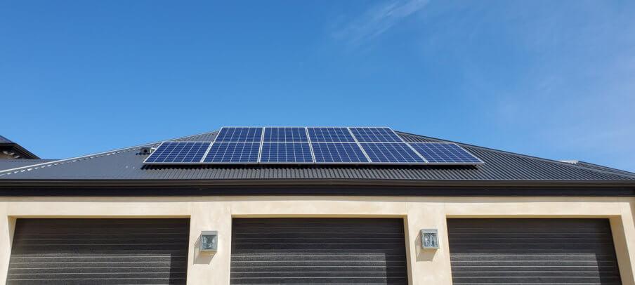 Residential Solar Installation - Battery Installation - Crafers Adelaide - P4B Solar