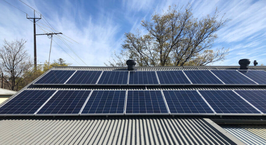 Raphaella - Rooftop Solar Installation Residential - Adelaide