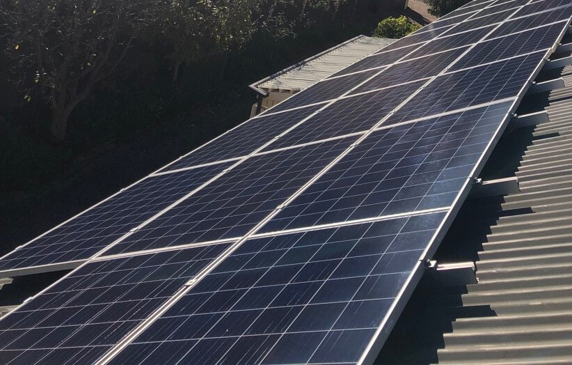 Residential Rooftop Solar Install - Adelaide