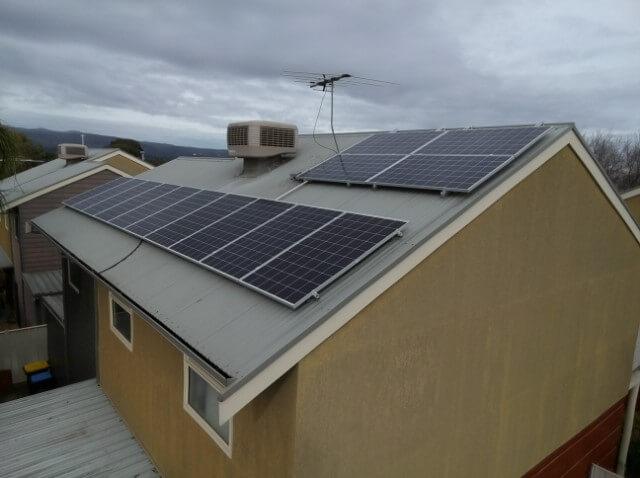 Residential Solar 5.5kw