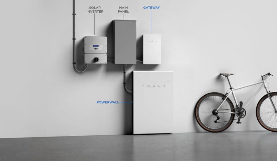 Tesla Powerwall Battery - Adelaide Solar