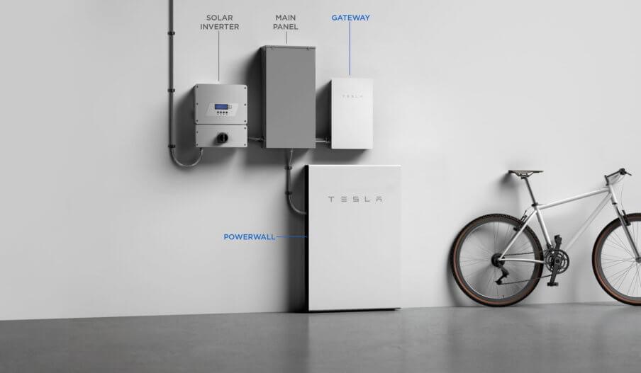 Tesla Powerwall Battery - Adelaide Solar